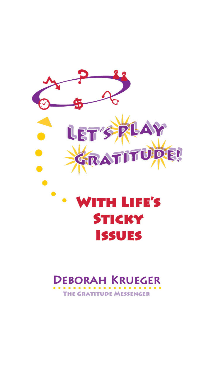 Lets Play Gratitude Cover Page